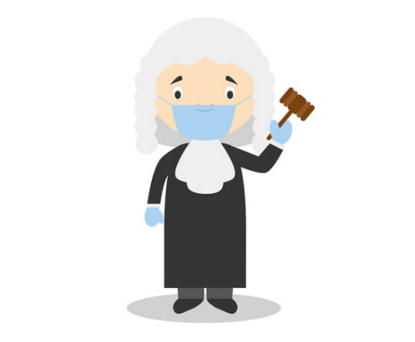 I Tribunali, per assicurare il contenimento del contagio da Covid-19 e la protezione degli ufficiali giudiziari, non sono tenuti a conoscere lo stato di salute dei soggetti cui notificare gli atti giudiziari, ma, come previsto dalle norme adottate dal Governo, devono predisporre adeguati dispositivi di protezione individuale.
